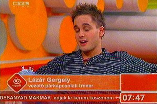Az RTL Klub műsorában